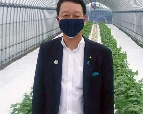 7/29㈬ 新潟市議会農政議員連盟で視察を行なって来ました。