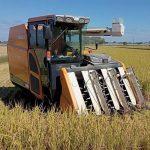 9/30 農業活性化調査特別委員会で、㈲米八さんを視察。